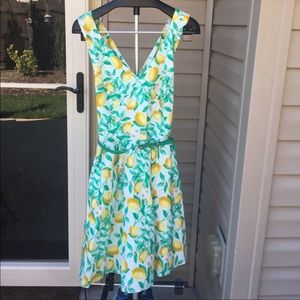 ELLE Lemon Dress